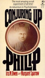 Conjuring Up Philip Book Cover